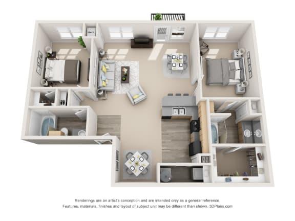 Floor Plan  Tranquil