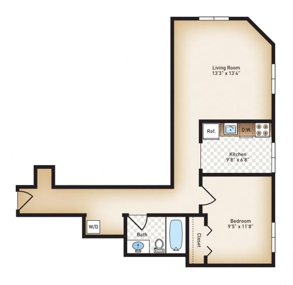 Floor Plan  The Biddle