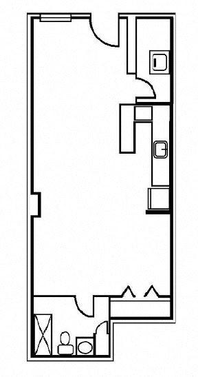 New Efficiency Floorplan