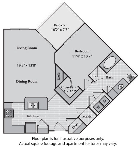 Floor Plan  Greenwich at Windsor at Brookhaven, 305 Brookhaven Ave., Atlanta