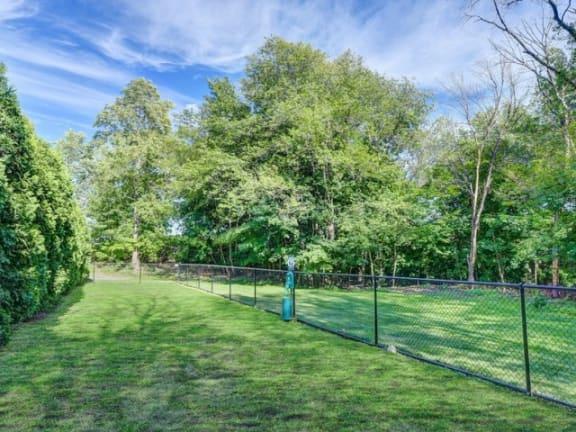 dog park at Windsor Ridge at Westborough, 1 Windsor Ridge Drive, MA