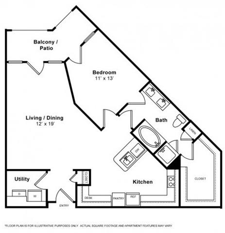 Floor Plan  Palmero Floorplan at The Monterey by Windsor