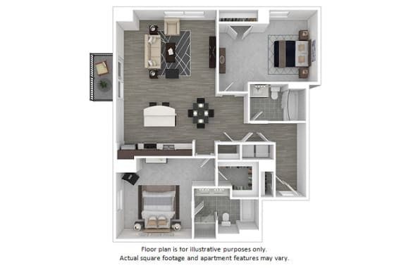 Floor Plan  Lincoln floor plan at The Manhattan Tower and Lofts, CO, 80202, opens a dialog