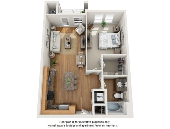 Floor Plan  Ariana floor plan at Element 47 by Windsor, CO, 80211, opens a dialog