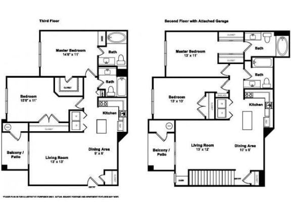 Floor Plan  Graycliff Floorplan at Windsor at Meridian