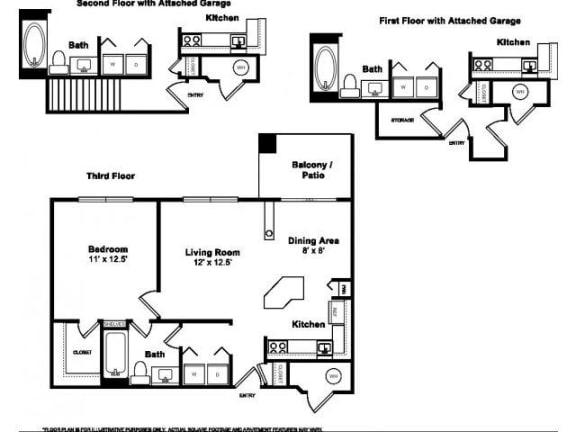 Floor Plan  Madison Hill Floorplan at Windsor at Meridian