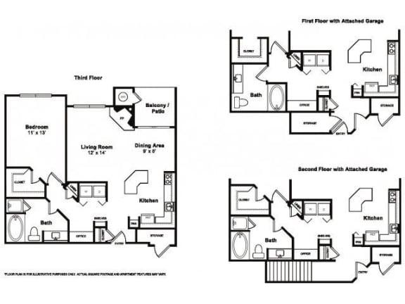 Floor Plan  Stillwater Floorplan at Windsor at Meridian