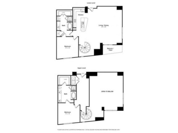 Floor Plan  Floorplan at Windsor Memorial, 3131 Memorial Court,  Houston, TX