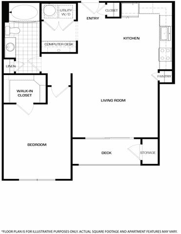 Floor Plan  Floorplan At Domain by Windsor,1755 Crescent Plaza, Houston,