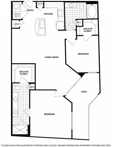 Floor Plan  Floorplan At Domain by Windsor,1755 Crescent Plaza, TX 77077