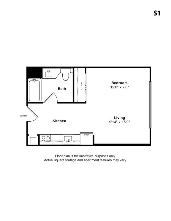 Floor Plan  Floor Plan S1