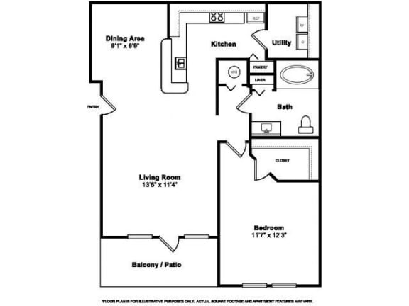 Floor Plan  Floorplan at Windsor at Miramar, 3701 Southwest 160th Avenue, FL 33027, opens a dialog