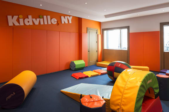 Children's Indoor Playroom at The Aldyn, New York, NY,10069