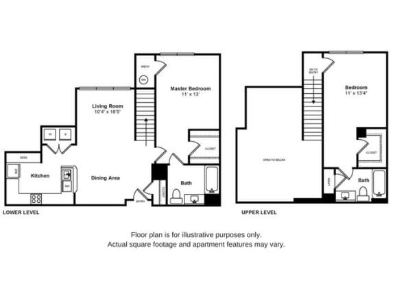 Floor Plan  Ashton Floorplan at Windsor at Liberty House, opens a dialog