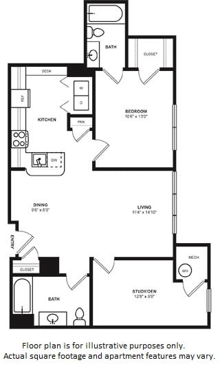 Floor Plan  Floorplan at Windsor at Liberty House