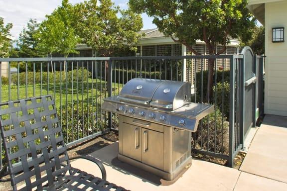 BBQ Area at The Kensington, Pleasanton, CA, 94566