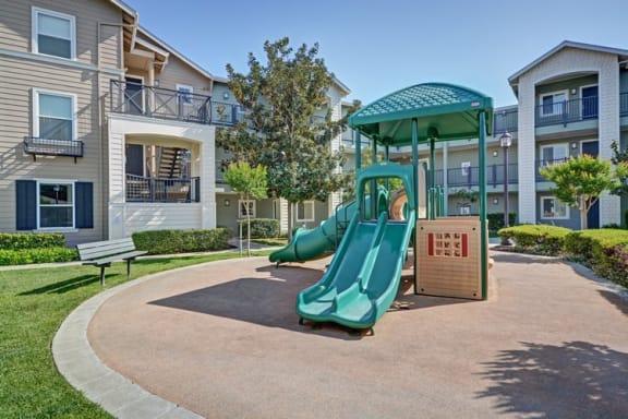 The Kensington has On-Site Playground