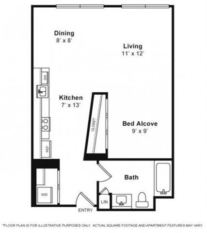 Floor Plan  Floor Plan at Villa Montanaro,203 Coggins Drive Pleasant Hill, opens a dialog