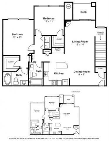 Floor Plan  Taylor Ridge Floorplan at The Estates at Cougar Mountain