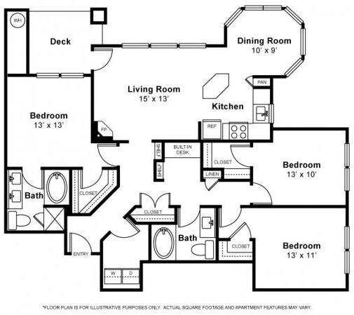 Floor Plan  Tiger Floorplan at The Estates at Cougar Mountain