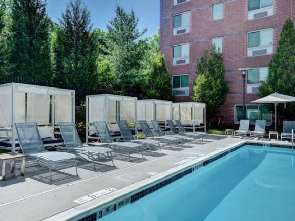 Pool Cabana & Outdoor Entertainment Barat Windsor at The Gramercy, 2 Canfield Ave., White Plains