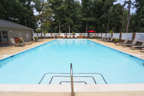 Invigorating Swimming Pool at Sterling Beaufont Apartments, Richmond, 23225