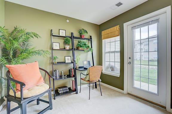 Special Sunroom Option at Latitudes Apartments, 46237