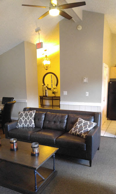 Clubhouse With Free Wi-Fi at Granada Apartments in Jackson, MI