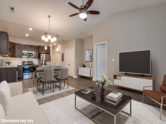 Premier Living Area