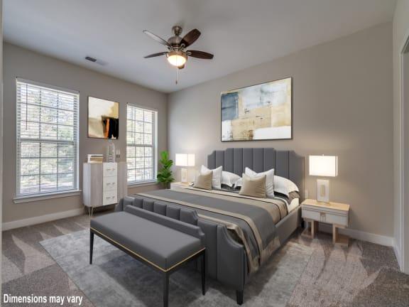 Prestige Bedroom