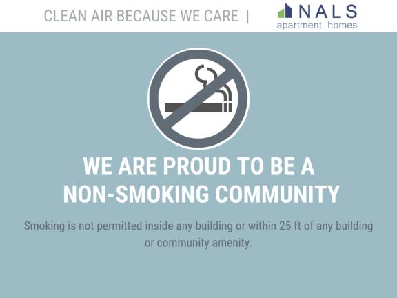 Non-Smoking Community
