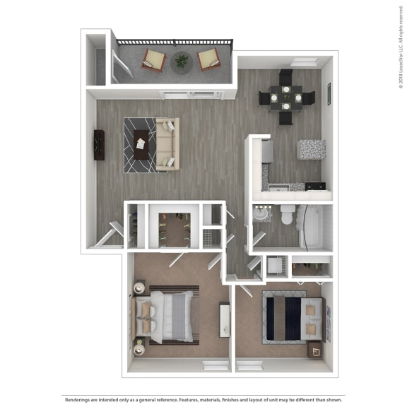 The Willow at Linkhorn Bay Apartments, Virginia Beach, VA, 23451