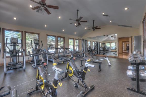GYM at Manzanita Gate Apartment Homes, Reno, 89523