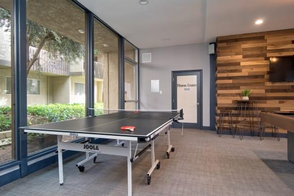 Table Tennis Table at Wilbur Oaks Apartments, Thousand Oaks, CA