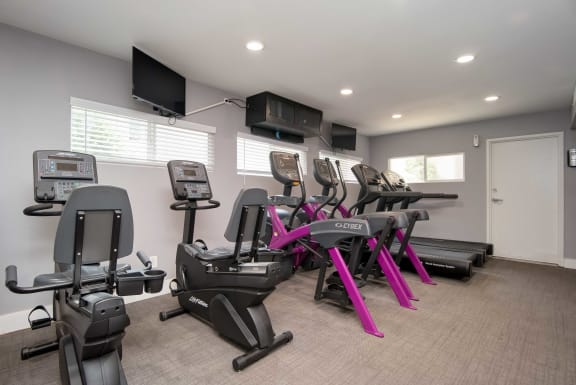 Fitness Center Access at El Patio Apartments, Glendale