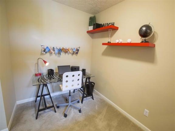 One Bedroom Office