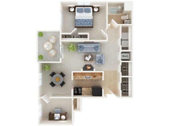 Floor Plan  The Riva