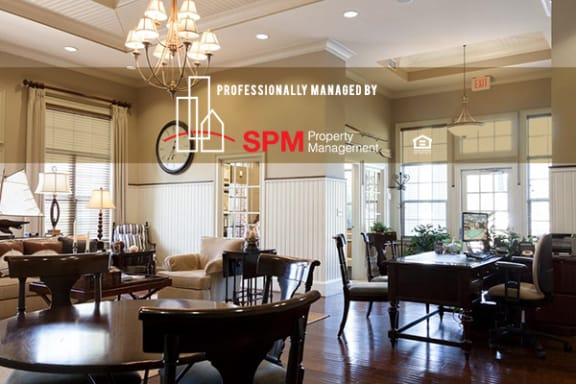 "centerville manor lobby with ""spm"" overlayed"