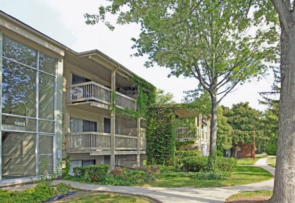 Amber Apartmetns exterior