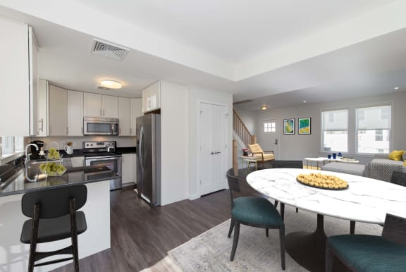 Family Dining Rooms at Linea Cambridge