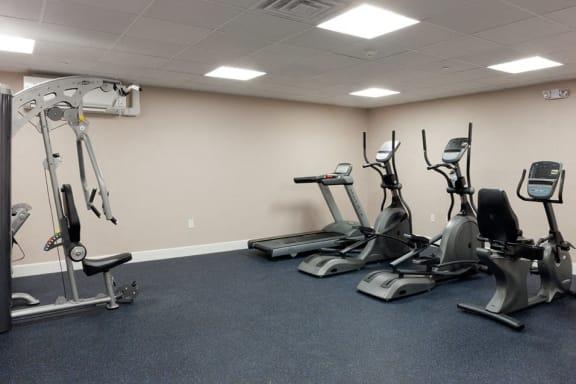 Fitness Center at 7 Cameron, Cambridge, MA