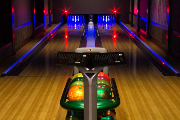 Bowling Alley at The Trails at Timberline, Fort Collins