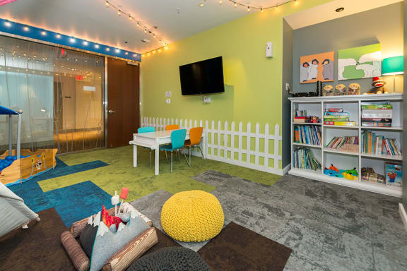 Children's Play Room, at Wentworth House, Maryland, 20852