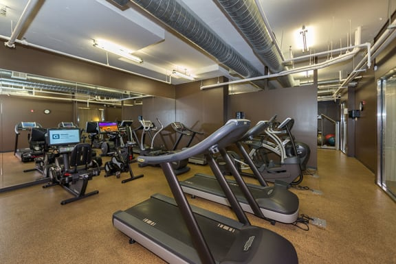 24 Hour Fitness Center, at Wentworth House,North Bethesda, MD, 20852