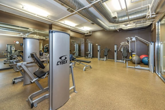 State of the Art Fitness Facility, at Wentworth House,North Bethesda, 20852