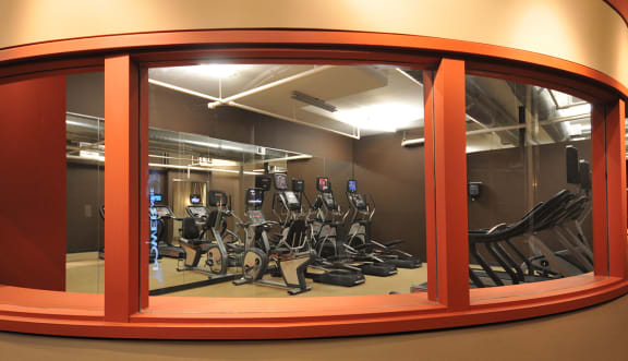 State of the Art Fitness Center, at Wentworth House,North Bethesda, 20852
