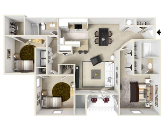 Floor Plan  Olympic