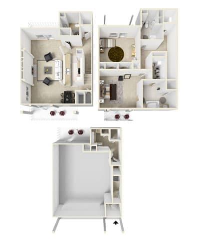 Floor Plan  Pinnacle