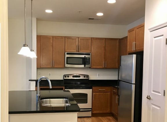 Fully Equipped Kitchen at The Ridgewood by Windsor