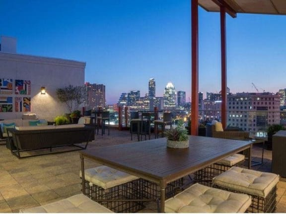 Rooftop Lounge at Eleven by Windsor, Texas, 77002